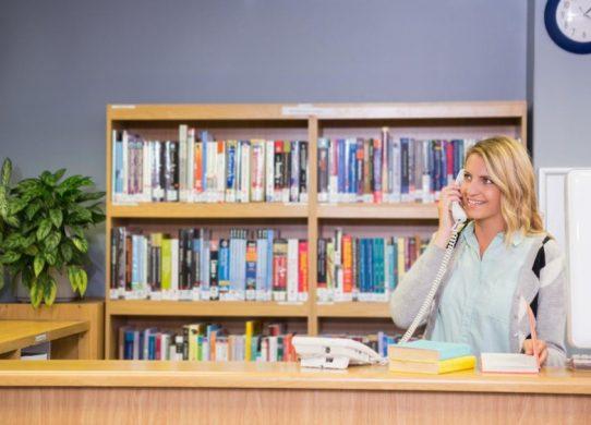 Duties of Librarian