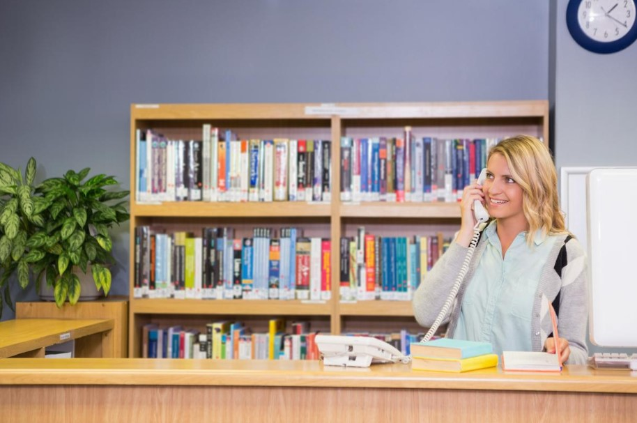 What Does a Librarian Do?